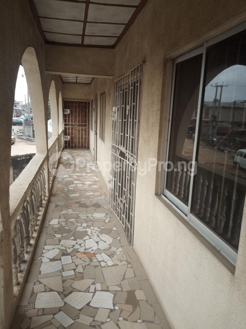 2 bedroom Flat / Apartment for rent Iyana Oworo Kosofe Kosofe/Ikosi Lagos - 2