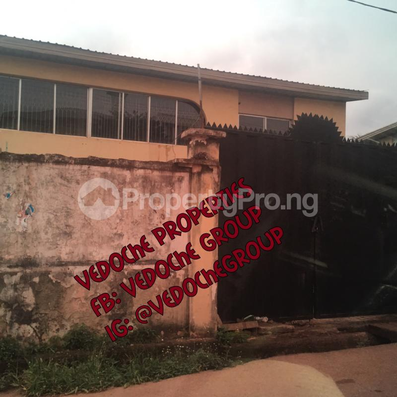 Office Space Commercial Property for sale G.R.A Enugu Enugu - 0