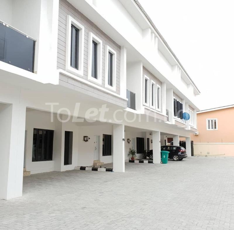 3 bedroom House for sale orchid hotel road chevron Lekki Lagos - 1