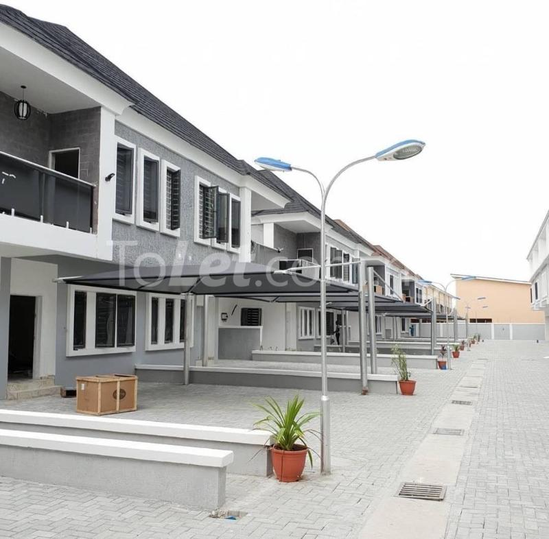 3 bedroom House for sale orchid hotel road chevron Lekki Lagos - 4