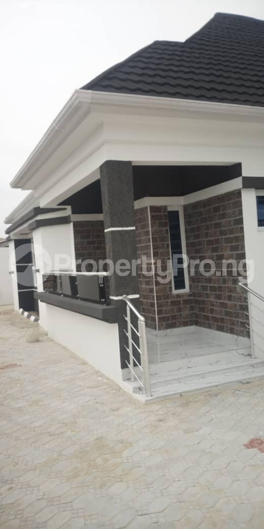 3 bedroom Semi Detached Bungalow House for sale Fidiso Estate Abijo Ajah Lagos - 0