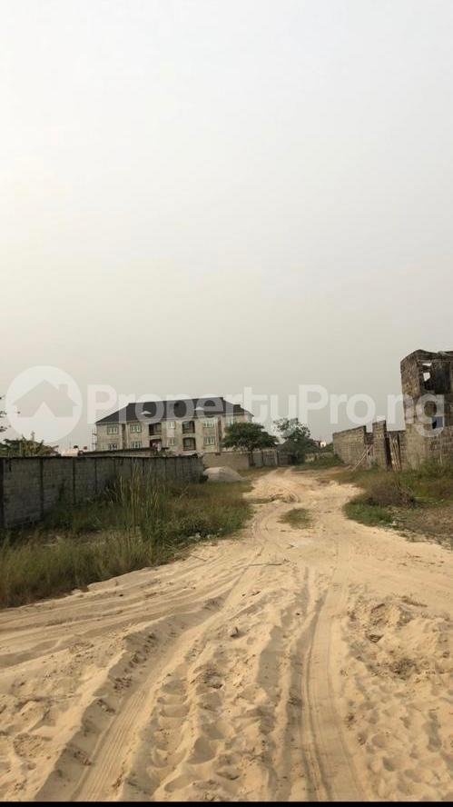 Land for sale Off Monastery Road(Shoprite) Sangotedo Ajah Lagos - 3