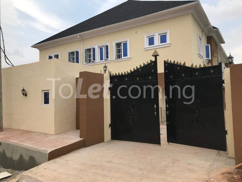 4 bedroom House for rent Behind NYSC Orientation Camp Agbotikuyo Agege Lagos - 12