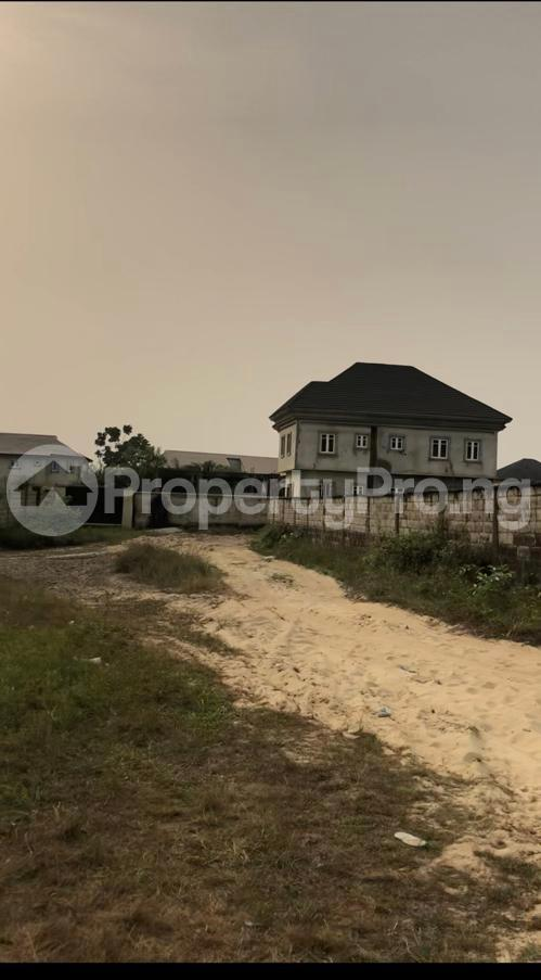 Land for sale Off Monastery Road(Shoprite) Sangotedo Ajah Lagos - 1