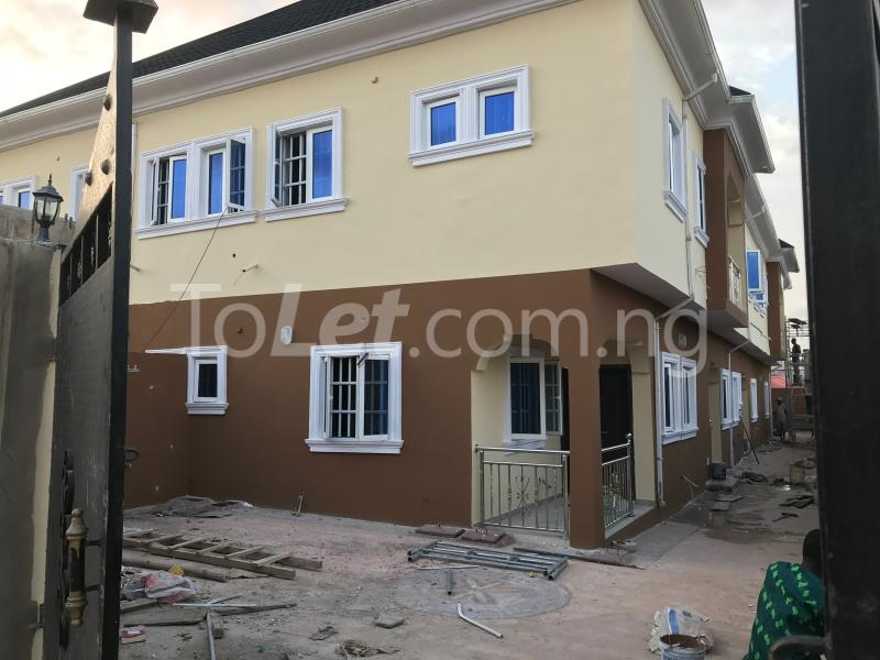 4 bedroom House for rent Behind NYSC Orientation Camp Agbotikuyo Agege Lagos - 7