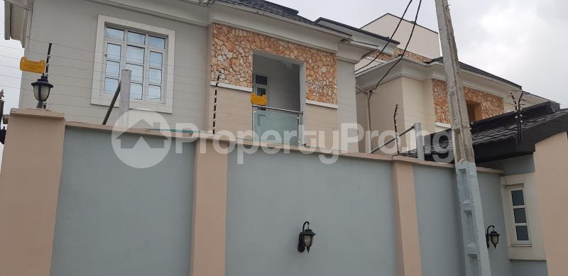 5 bedroom Semi Detached Duplex House for sale Adeniyi Jones Adeniyi Jones Ikeja Lagos - 0