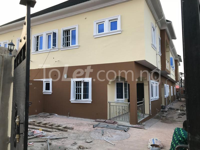 4 bedroom House for rent Behind NYSC Orientation Camp Agbotikuyo Agege Lagos - 6