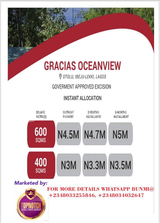 Mixed   Use Land Land for sale Ibeju Lekki Free Trade Zone Ibeju-Lekki Lagos - 2