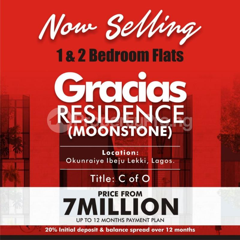 2 bedroom Blocks of Flats House for sale Free Trade Zone  Free Trade Zone Ibeju-Lekki Lagos - 4