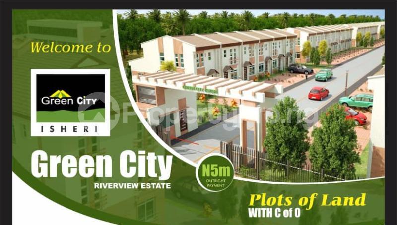 1 bedroom mini flat  Residential Land Land for sale . Isheri North Ojodu Lagos - 0