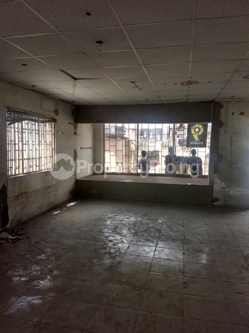 Show Room Commercial Property for rent Opebi Road Opebi Ikeja Lagos - 0