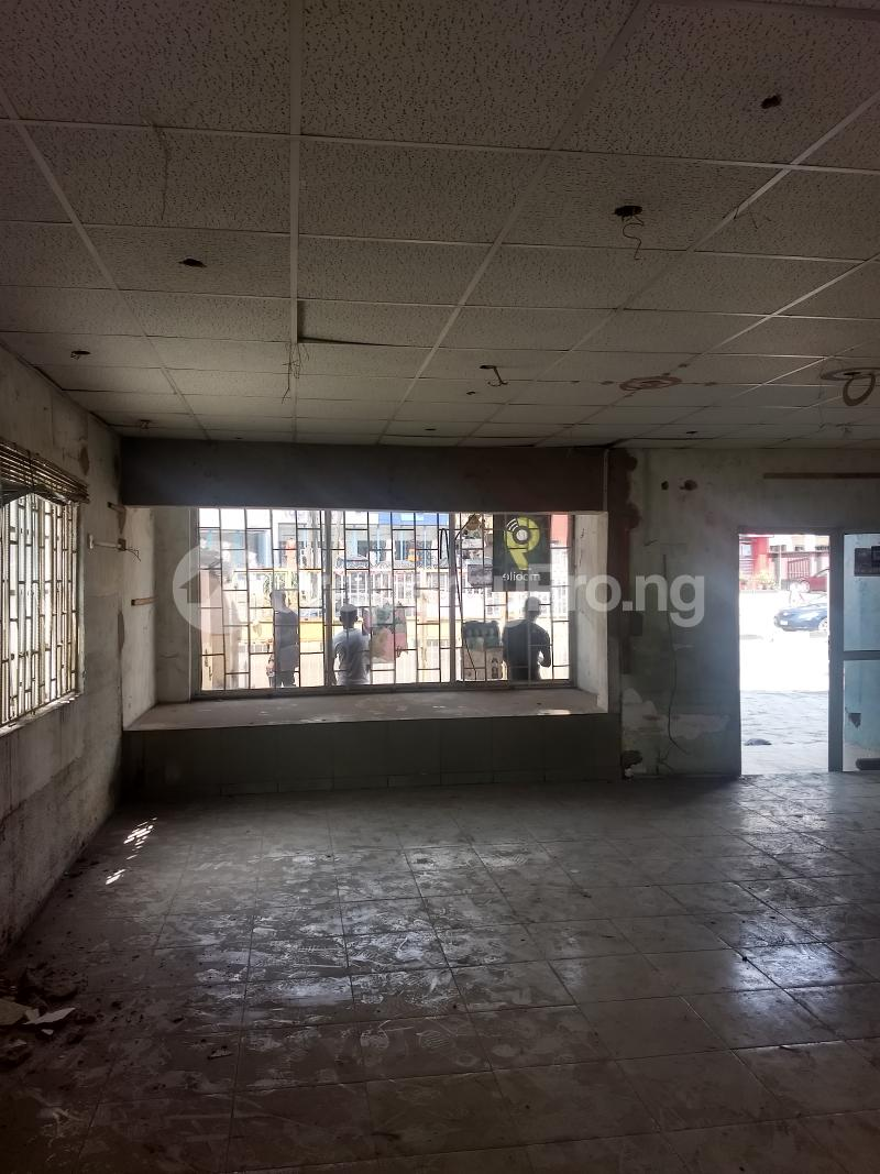 Show Room Commercial Property for rent Opebi Road Opebi Ikeja Lagos - 3