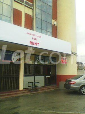 Commercial Property for rent Mobolaji Bank Anthony Way Maryland Lagos - 1