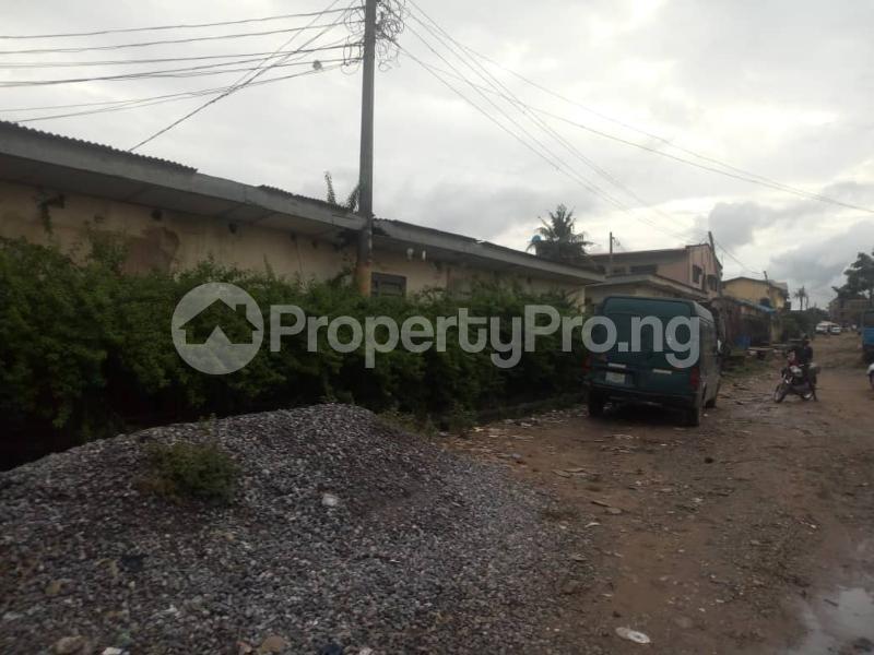 Residential Land Land for sale Sunday Awoyuigbo street Mafoluku Oshodi Lagos - 0