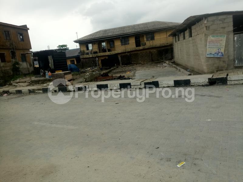 Mixed   Use Land Land for rent 9 odo ota road by Mrs filling station, Ajah Lagos. Thomas estate Ajah Lagos - 5
