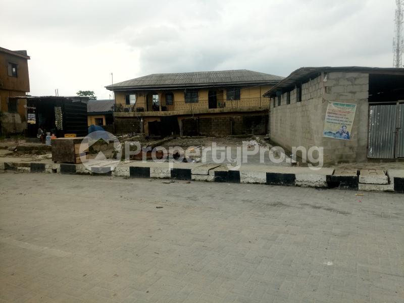 Mixed   Use Land Land for rent 9 odo ota road by Mrs filling station, Ajah Lagos. Thomas estate Ajah Lagos - 3