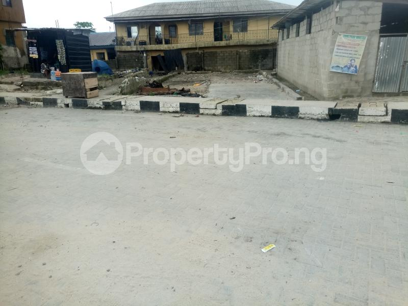 Mixed   Use Land Land for rent 9 odo ota road by Mrs filling station, Ajah Lagos. Thomas estate Ajah Lagos - 4