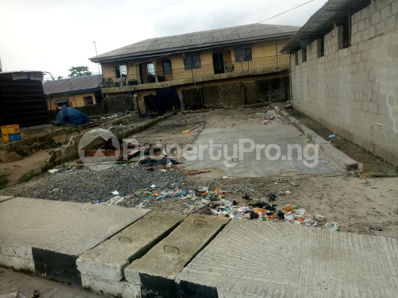 Mixed   Use Land Land for rent 9 odo ota road by Mrs filling station, Ajah Lagos. Thomas estate Ajah Lagos - 1