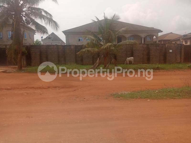 Land for sale Peace Estate Baruwa Ipaja Lagos - 1