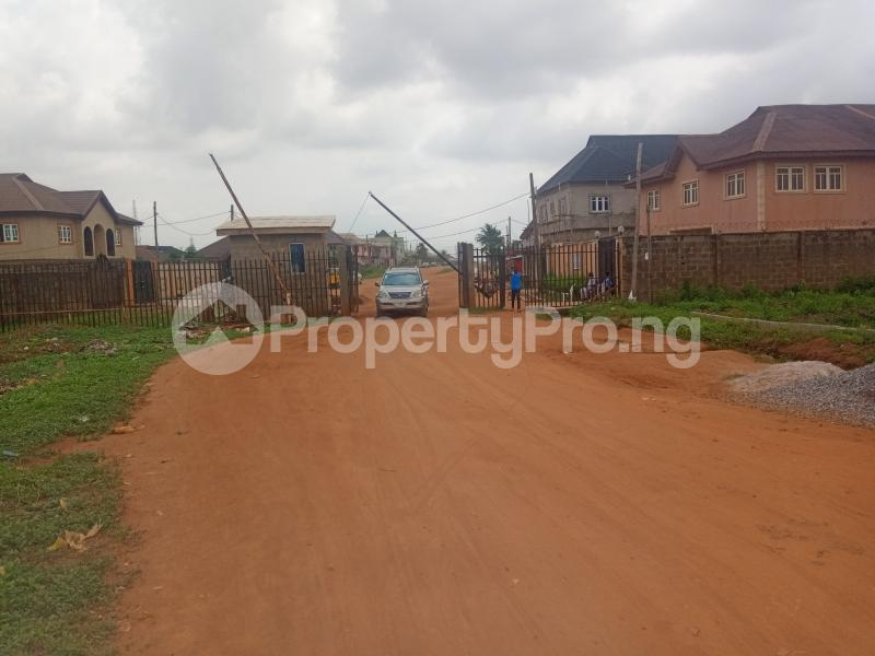 Land for sale Peace Estate Baruwa Ipaja Lagos - 5