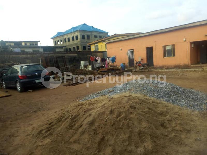 Residential Land Land for rent Dosunmu street Mafoluku Oshodi Lagos - 2