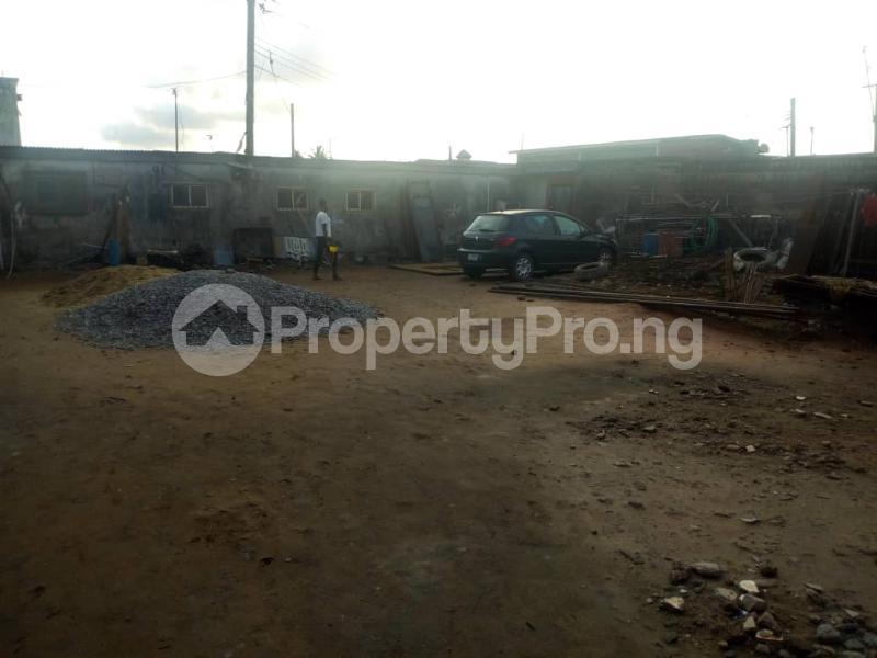 Residential Land Land for rent Dosunmu street Mafoluku Oshodi Lagos - 1