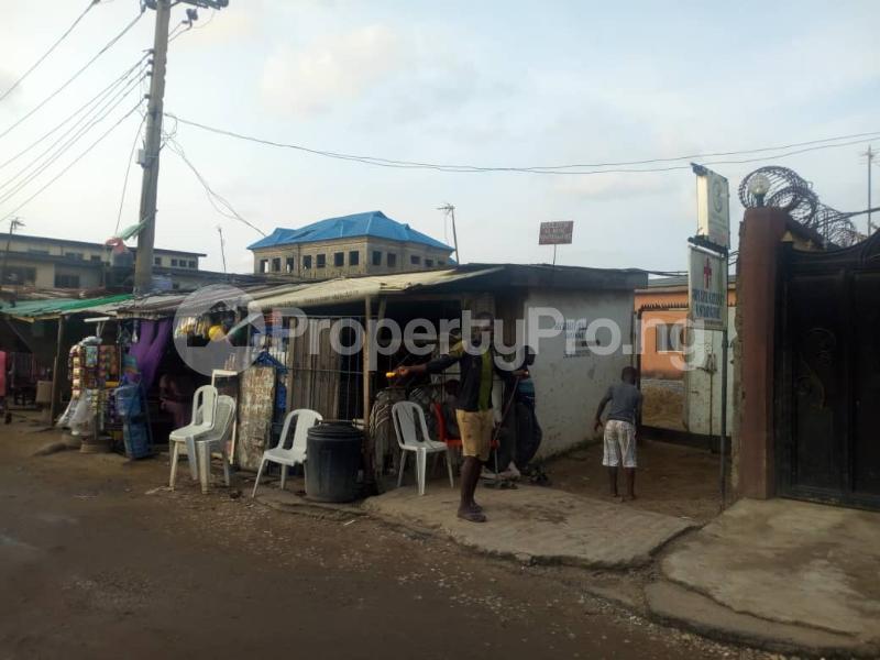 Residential Land Land for rent Dosunmu street Mafoluku Oshodi Lagos - 0