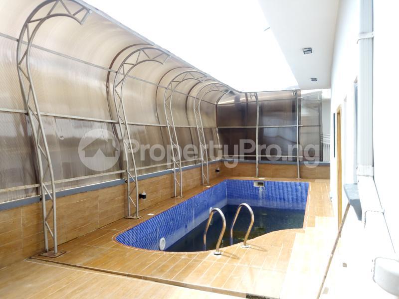 5 bedroom Detached Duplex House for sale Megamound estate Ikota Lekki Lagos - 11