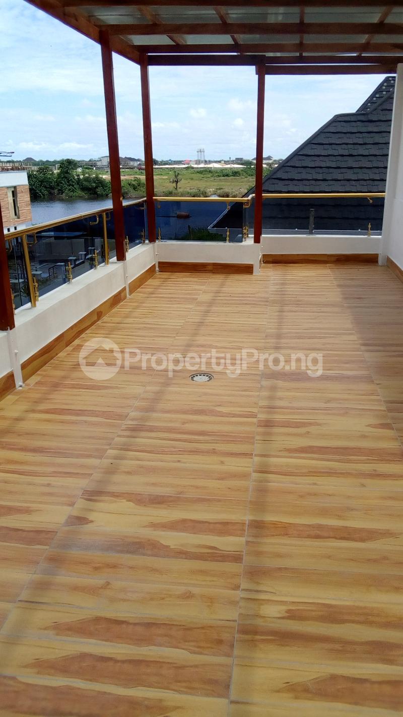 5 bedroom Detached Duplex House for sale Megamound estate Ikota Lekki Lagos - 2