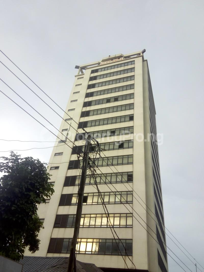Office Space Commercial Property for rent Joseph Harden Street, By Mr. Biggs Bus Stop, Broad Street. Marina Lagos Island Lagos - 0