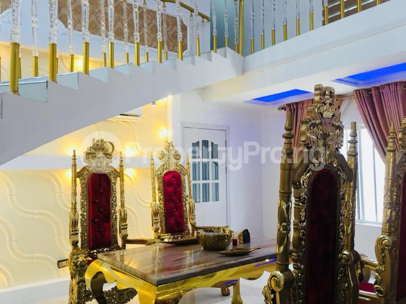 5 bedroom Terraced Duplex House for shortlet 38 Tunji Bello Street Abraham adesanya estate Ajah Lagos - 6