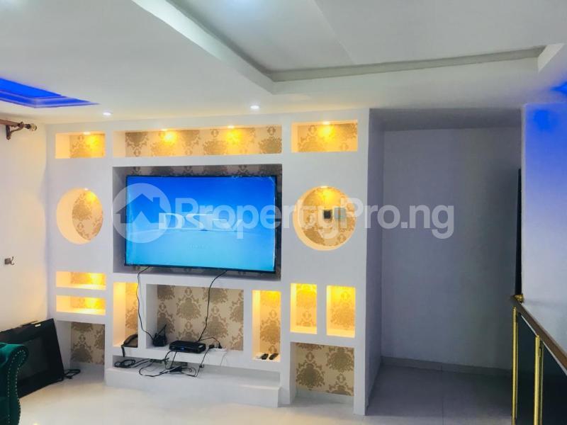 5 bedroom Terraced Duplex House for shortlet 38 Tunji Bello Street Abraham adesanya estate Ajah Lagos - 7