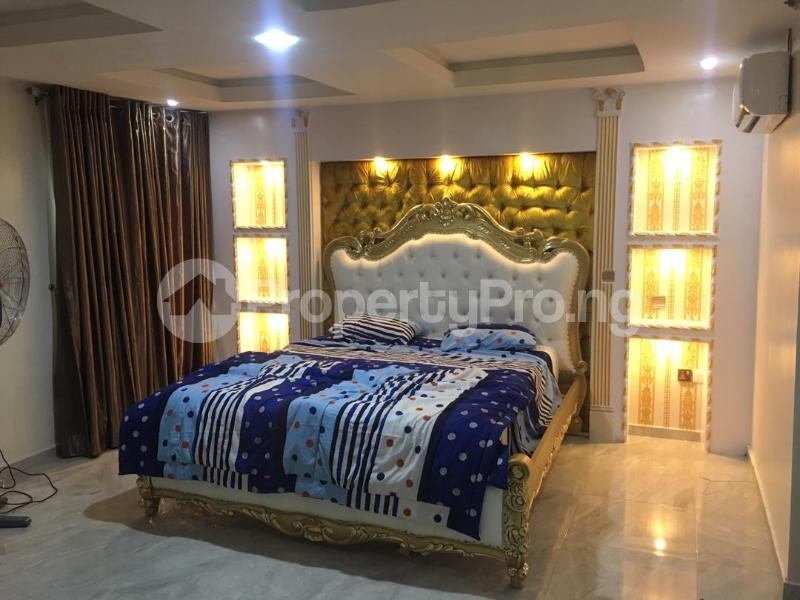 5 bedroom Terraced Duplex House for shortlet 38 Tunji Bello Street Abraham adesanya estate Ajah Lagos - 11