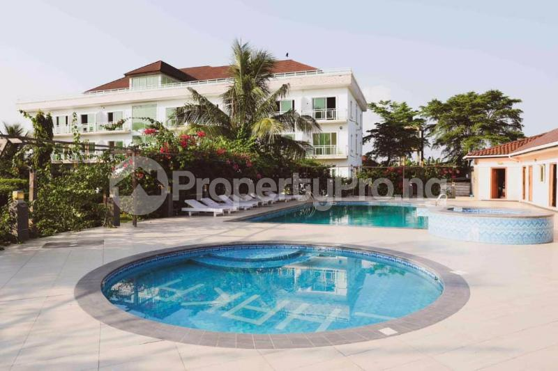 Hotel/Guest House Commercial Property for sale Eleko (Beach front) Eleko Ibeju-Lekki Lagos - 1