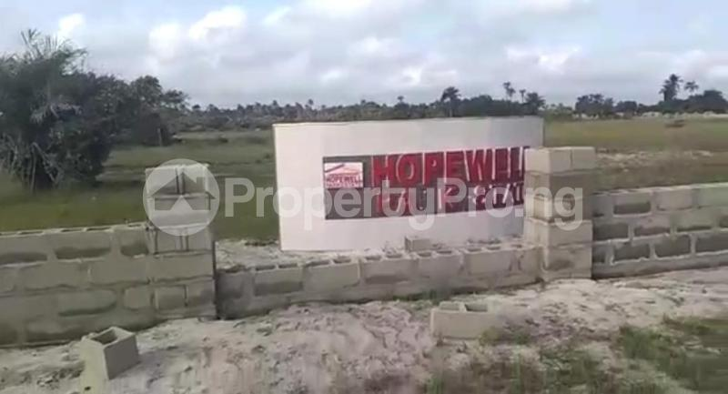 Land for sale Hopewell Park Estate is located Some minutes away from the multi billion dollar Dangote refinery and Some minute to La Campagne tropicana resort. LaCampaigne Tropicana Ibeju-Lekki Lagos - 6