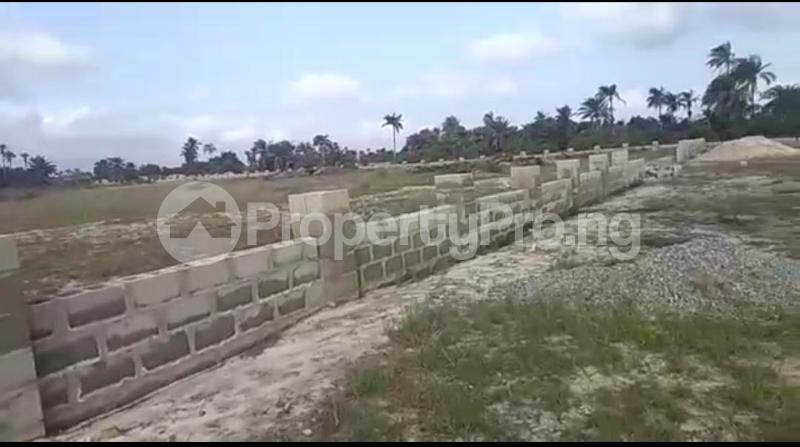 Land for sale Hopewell Park Estate is located Some minutes away from the multi billion dollar Dangote refinery and Some minute to La Campagne tropicana resort. LaCampaigne Tropicana Ibeju-Lekki Lagos - 1