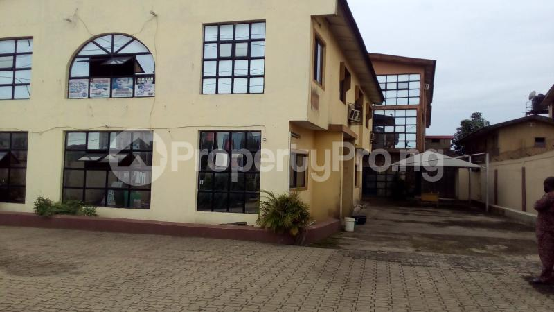 Event Centre Commercial Property for sale Akowonjo road, egbeda. Egbeda Alimosho Lagos - 0