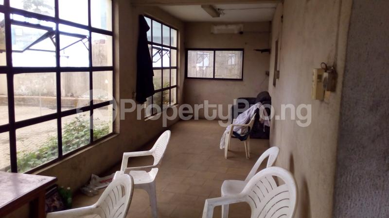 Event Centre Commercial Property for sale Akowonjo road, egbeda. Egbeda Alimosho Lagos - 1