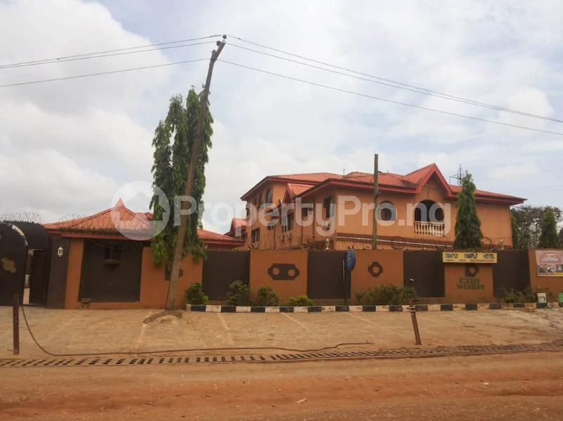 10 bedroom Hotel/Guest House Commercial Property for sale No. 3 Akinde Road,Ajegunle Bus-stop,Off lagos Abeokuta, Expressway,Alakuko. Ojokoro Abule Egba Lagos - 0