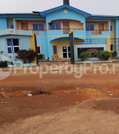 Hotel/Guest House Commercial Property for sale ijapo estate Akure Ondo - 0