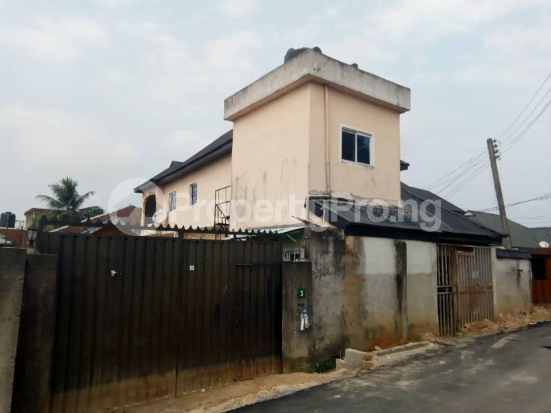 3 bedroom Blocks of Flats House for sale NTA Road Magbuoba Port Harcourt Rivers - 1