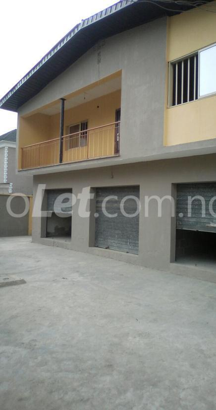 3 bedroom Flat / Apartment for sale - Ago palace Okota Lagos - 0
