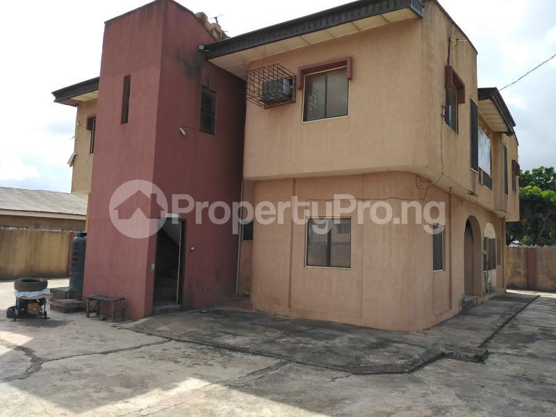 4 bedroom Blocks of Flats House for sale Igando Lagos Igando Ikotun/Igando Lagos - 0