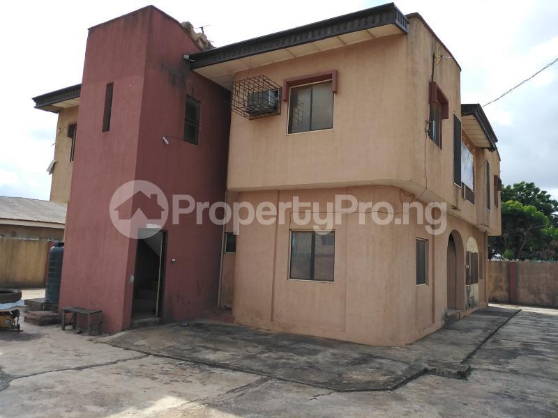 4 bedroom Blocks of Flats House for sale Igando Lagos Igando Ikotun/Igando Lagos - 1