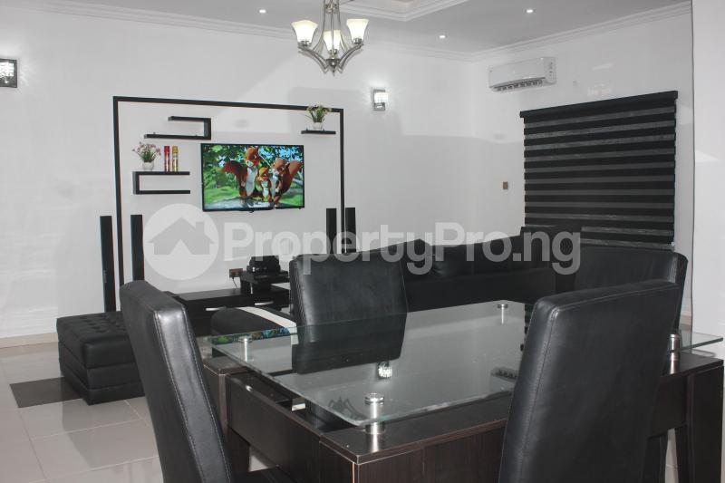 4 bedroom Semi Detached Duplex House for shortlet Q1 Unit3 Road1 Lekki Gardens estate Ajah Lagos - 0
