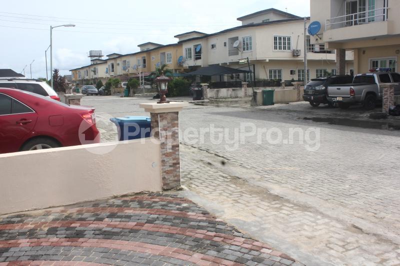 4 bedroom Semi Detached Duplex House for shortlet Q1 Unit3 Road1 Lekki Gardens estate Ajah Lagos - 16