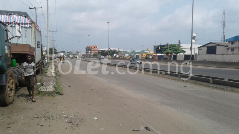 Commercial Property for sale Oshodi Apapa Express Way Oshodi Expressway Oshodi Lagos - 1