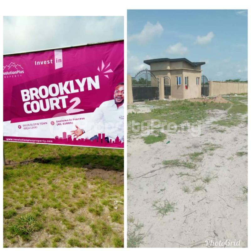 Mixed   Use Land Land for sale Okun-imedu,  Free Trade Zone Ibeju-Lekki Lagos - 6