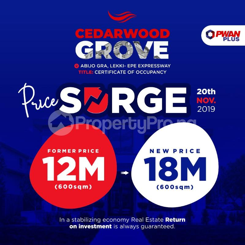 Mixed   Use Land Land for sale Abijo Ajah Lagos - 0