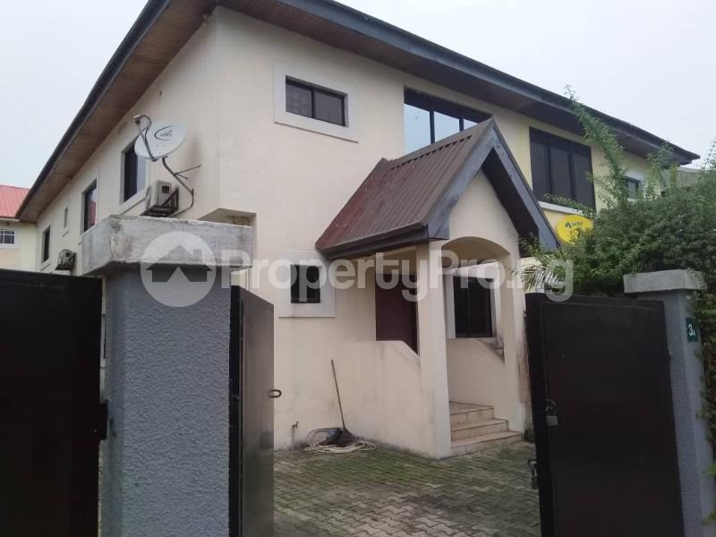 4 bedroom Semi Detached Duplex House for rent ----- Osborne Foreshore Estate Ikoyi Lagos - 0
